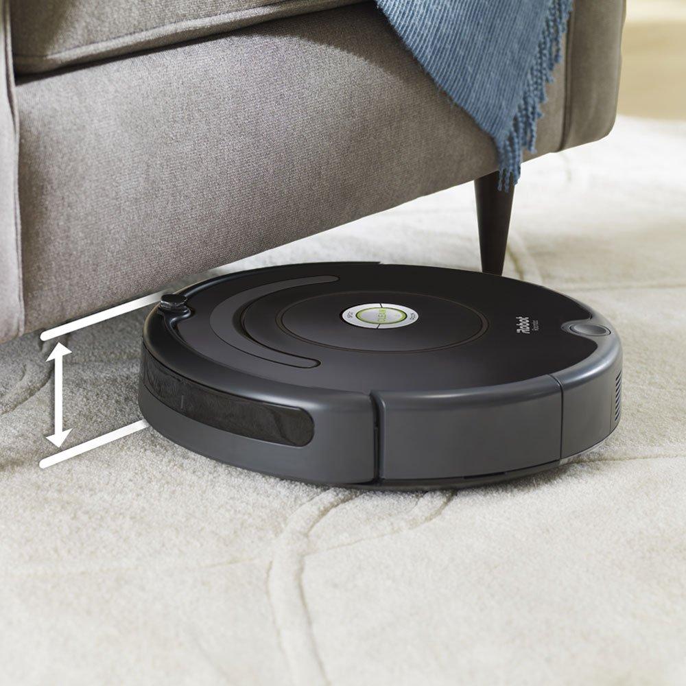 Roomba 677 vs 675 Navigation
