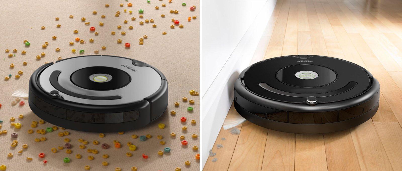 Roomba 677 vs 675 Comparison