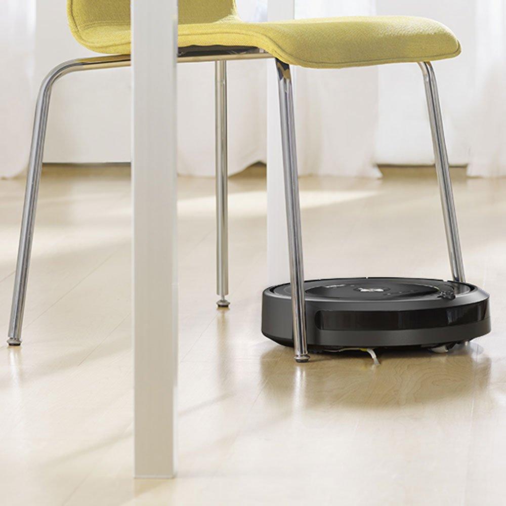 Roomba 677 vs e5 Navigation
