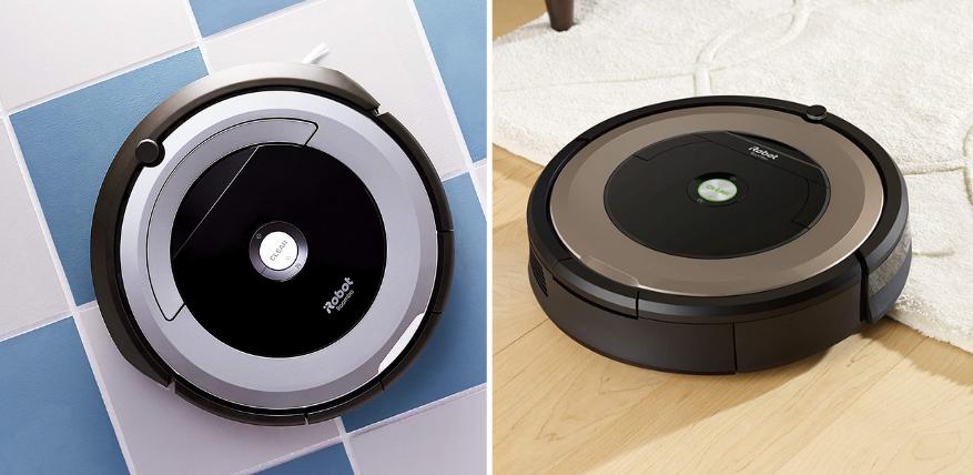 Roomba 690 vs 891