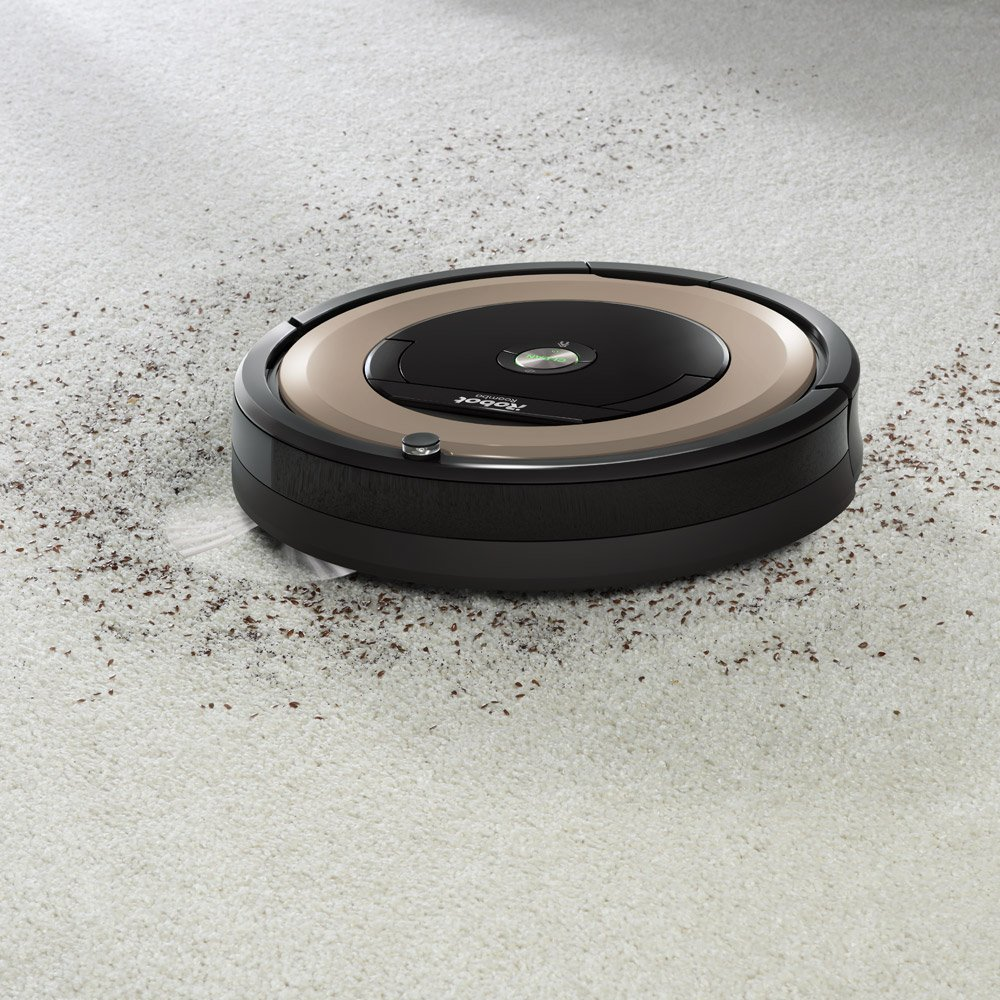 Roomba 891 vs e5 Cleaning Power