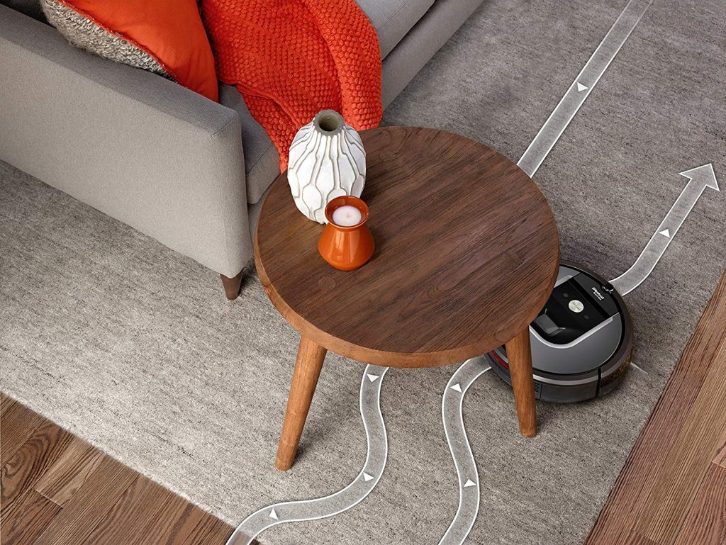 Roomba 960 Clean Map Reports
