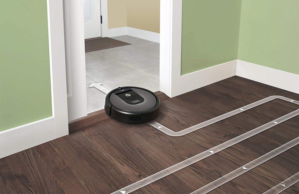Roomba 960 Navigation