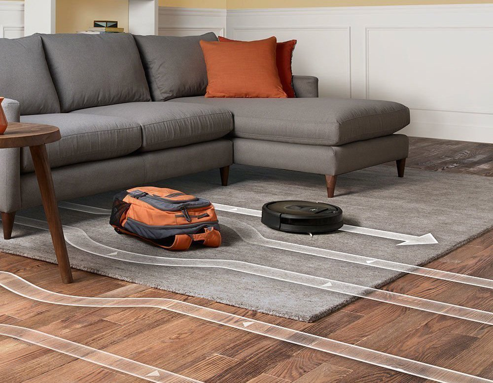 Roomba 985 Mapping Navigation