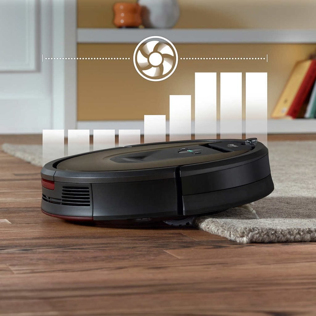 Roomba 985 vs e5 Cleaning Power