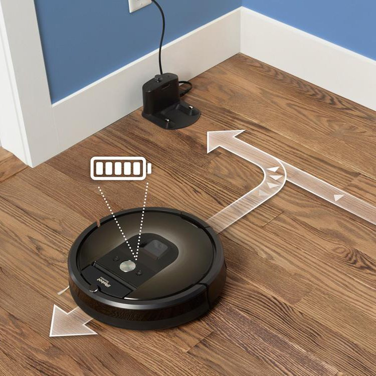 Roomba 985 vs e5 Smart Features