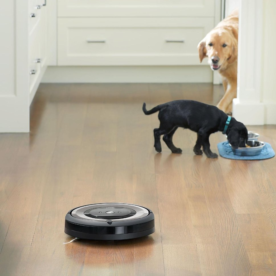 Roomba e5 5134 vs 5150 Homes with Pets