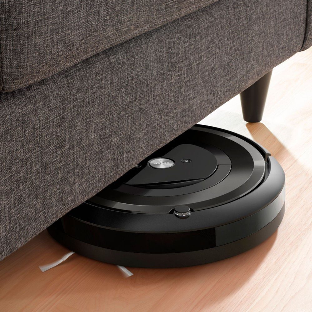 Roomba e5 5134 vs 5150 Mapping and Navigation