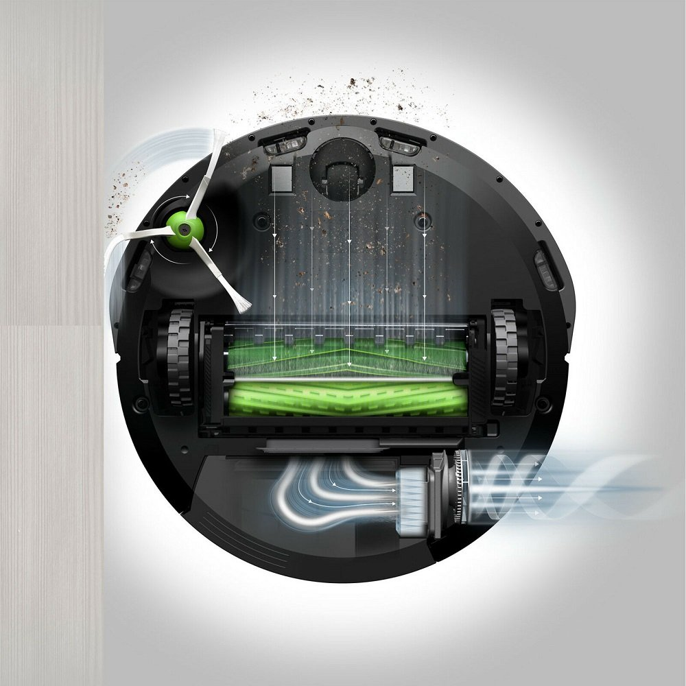 Roomba i7 rollers