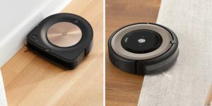 Roomba s9+ vs Roomba e6