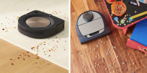 Roomba s9+ vs neato d7