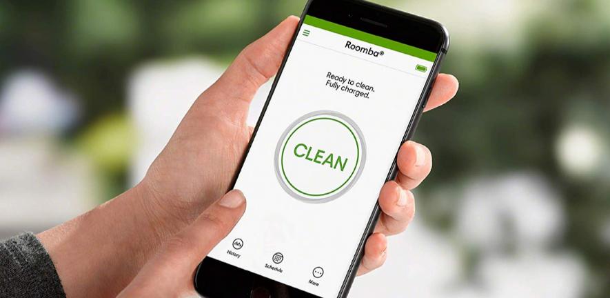 Roomba Wi-Fi iRobot App