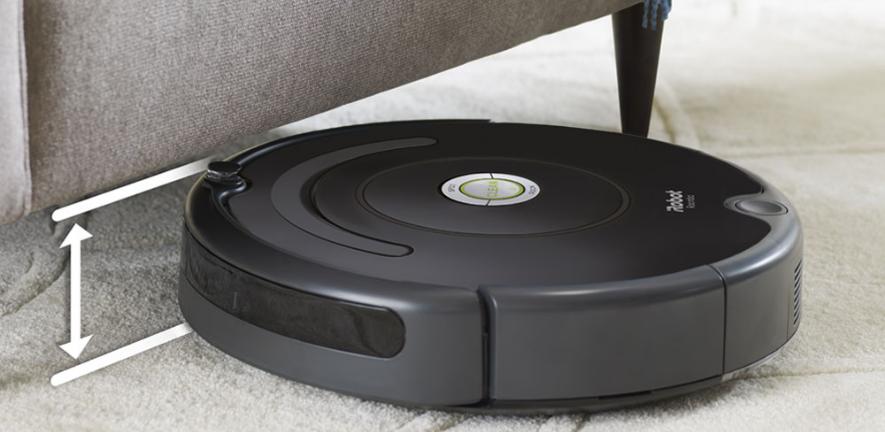 Roomba 614 vs 675