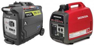 Ryobi vs Honda Generator Comparison