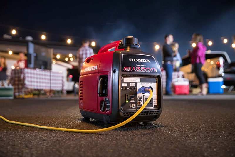 Ryobi vs Honda Generator Convenience