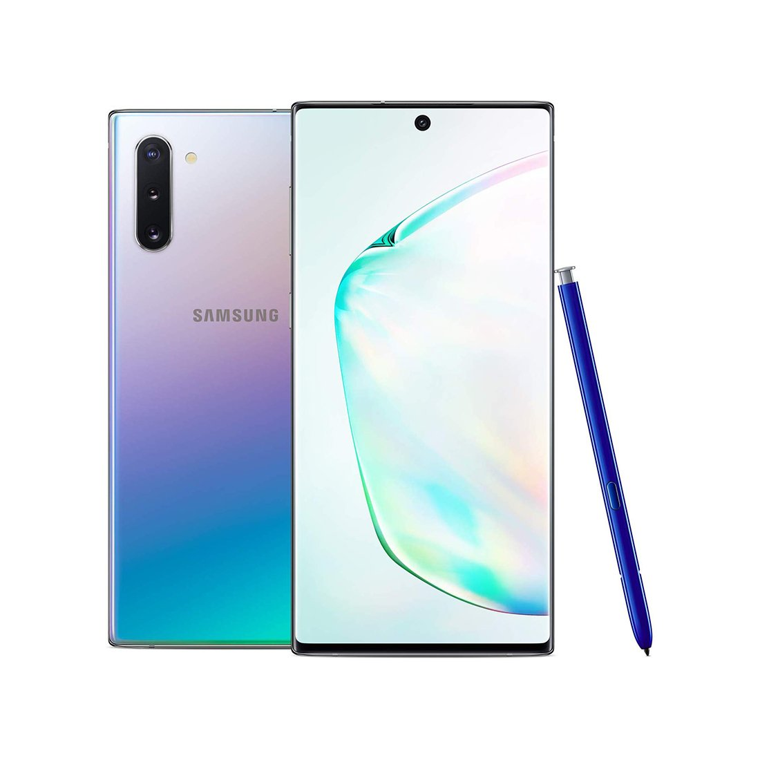 Samsung Galaxy Note 10 5G Aura Silver