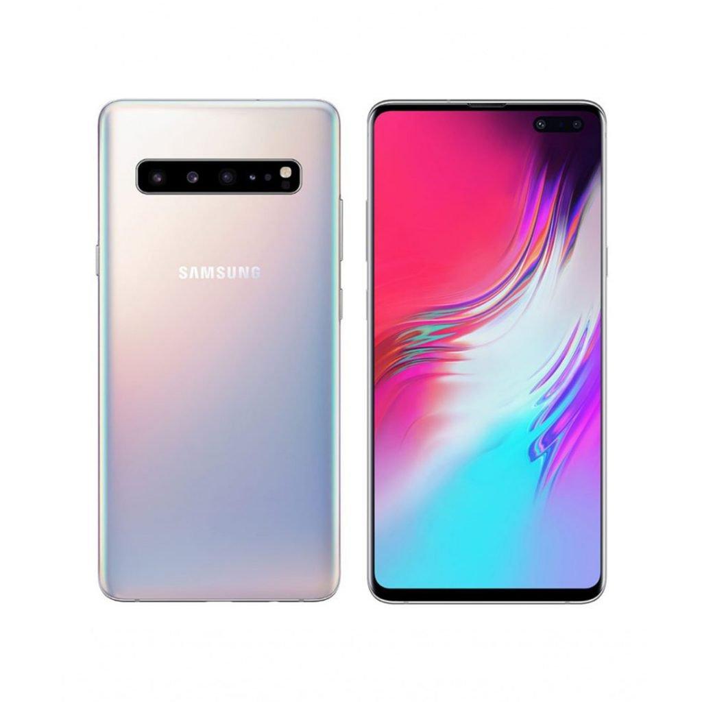 Samsung Galaxy S10 5G Crown Silver