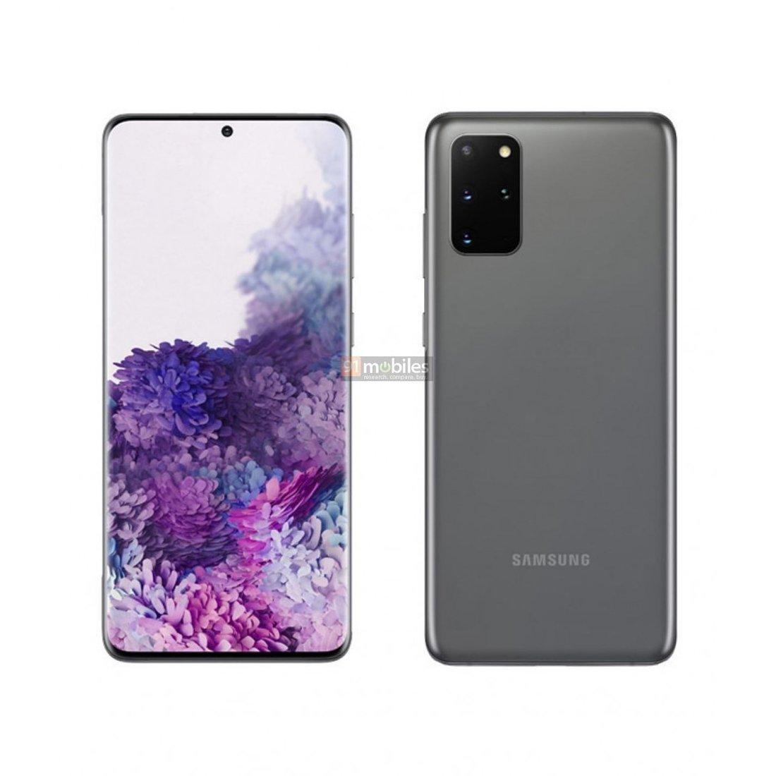 Samsung Galaxy S20+ Cosmic Grey