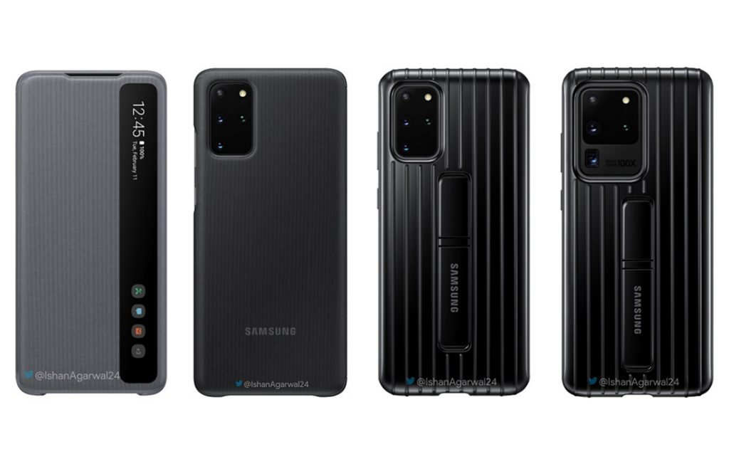Samsung Galaxy S20 Ultra 5G vs Galaxy S20+ 5G Battery and Other Features
