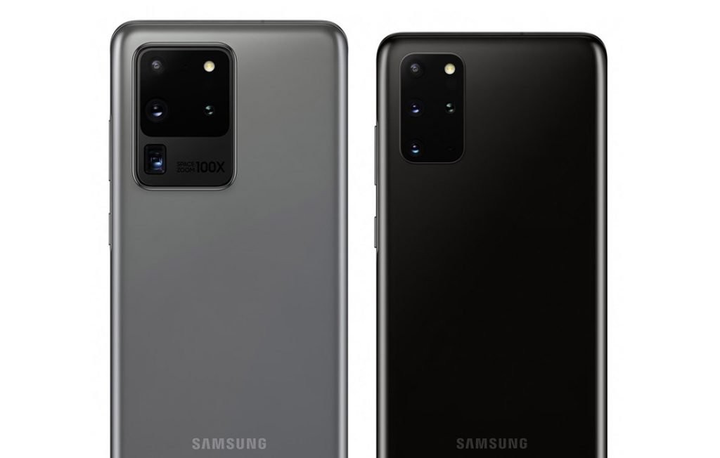 Samsung Galaxy S20 Ultra 5G vs Galaxy S20+ 5G Cameras