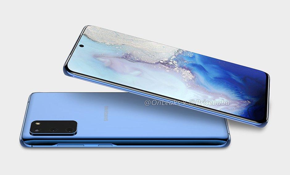 Samsung Galaxy S20 Ultra 5G vs Galaxy S20+ 5G Display