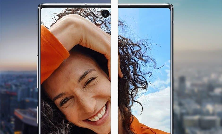 Samsung Galaxy S20 vs Galaxy Note 10 Display