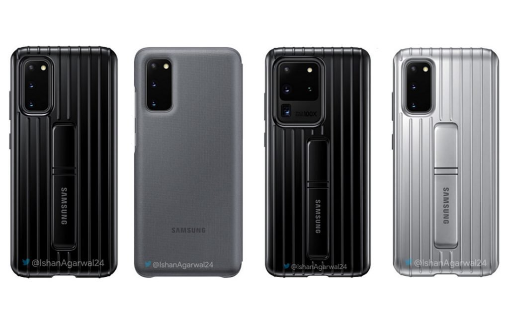 Samsung Galaxy S20 vs Galaxy S20 Ultra Battery and Other Features