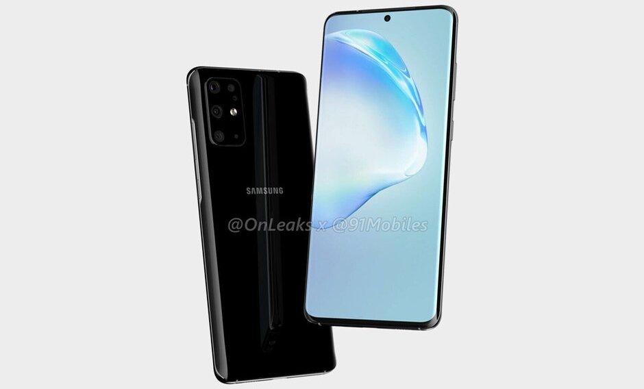 Samsung Galaxy S20 vs Galaxy S20 Ultra Display