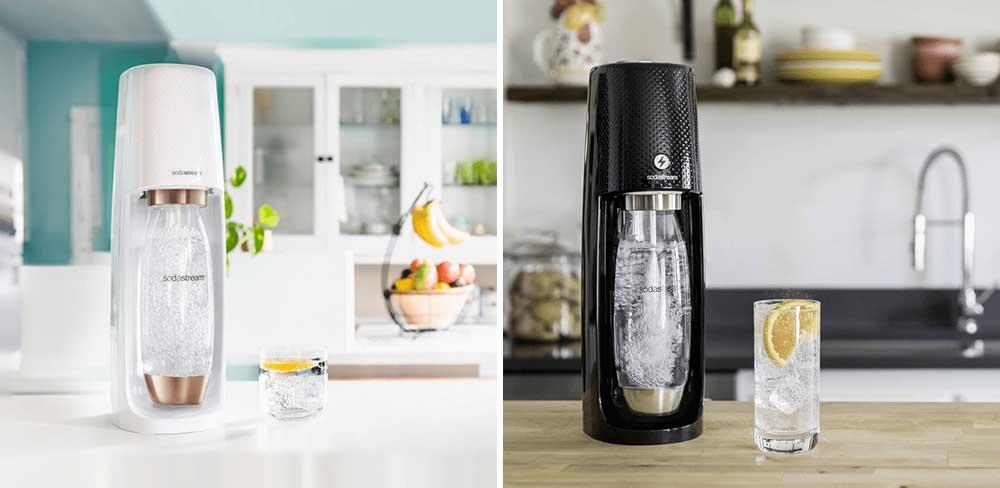 SodaStream Fizzi vs One Touch Comparison