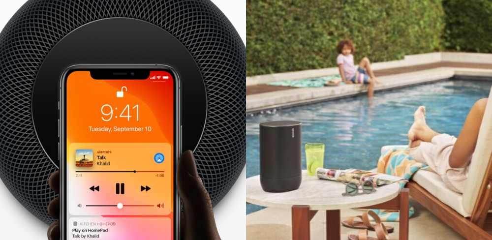 Sonos Move Vs Homepod 2020 Which Should You Buy Compare Before Buying