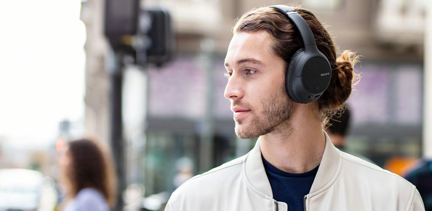Sony wh-ch710n wireless noise-canceling headphones