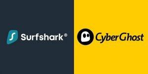 Surfshark vs CyberGhost VPN Comparison