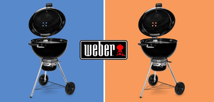 Weber E-5770 vs E-5775