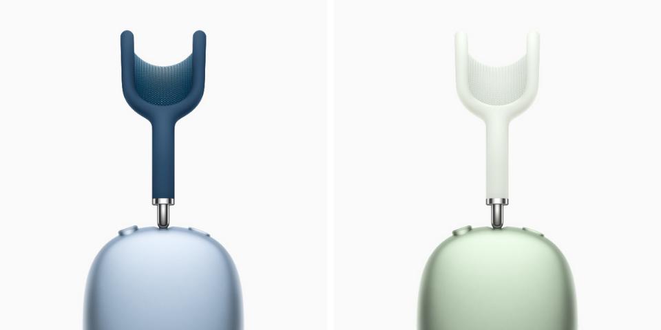 AirPods Max vs Bose 700 Design