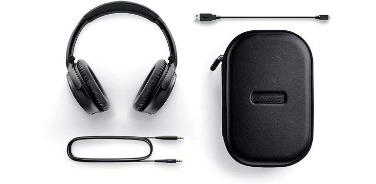 AirPods Studio vs Bose QC35 II