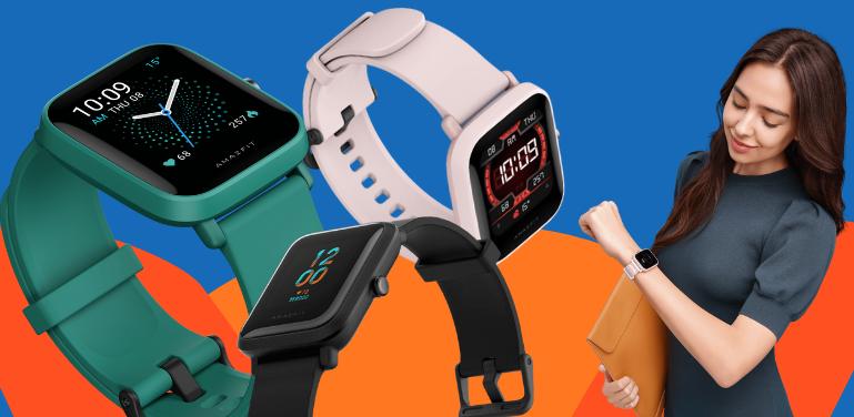 Amazfit Bip U Pro vs Bip S Smartwatch Comparison