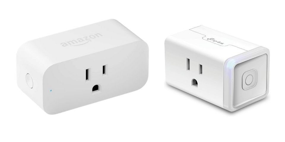 Amazon Smart Plug vs TP Link Kasa