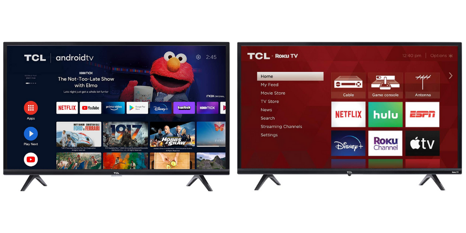 Android TV vs Roku TV Options