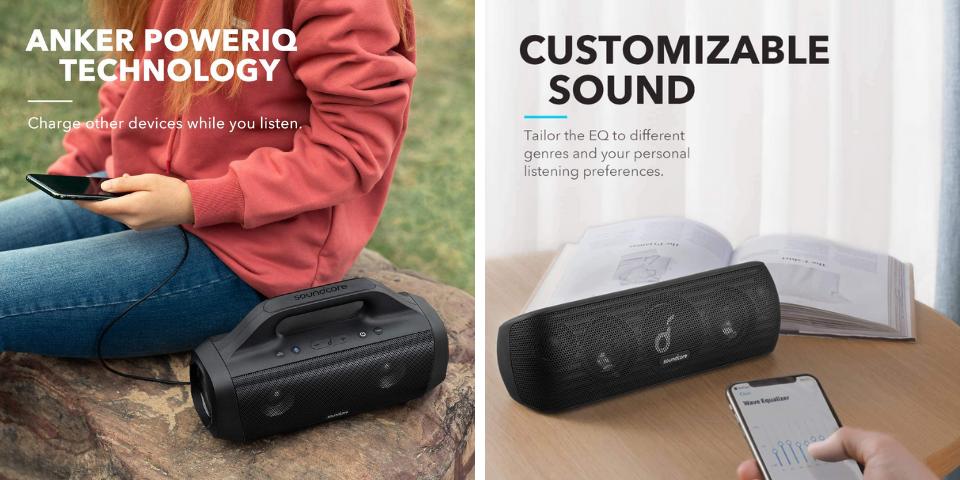 Anker Soundcore Motion Boom vs Motion Plus Features
