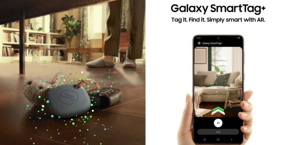Apple AirTag vs Samsung Galaxy SmartTag Performance and Usage