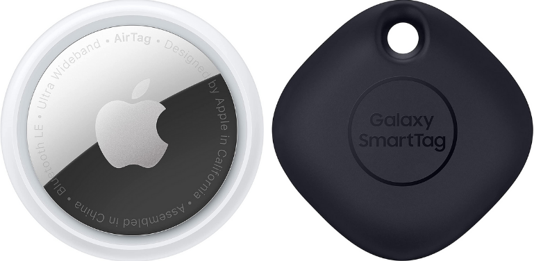 Apple AirTag vs Samsung Galaxy SmartTag