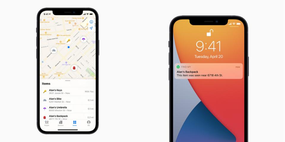Apple AirTag vs Tile Performance