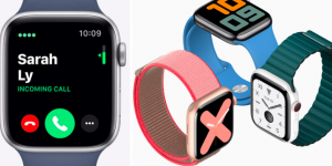 apple watch 5 cellular vs gps smartwatch