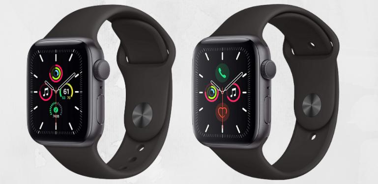 Apple Watch SE vs Series 5 (2021): Comparing Apple's ...