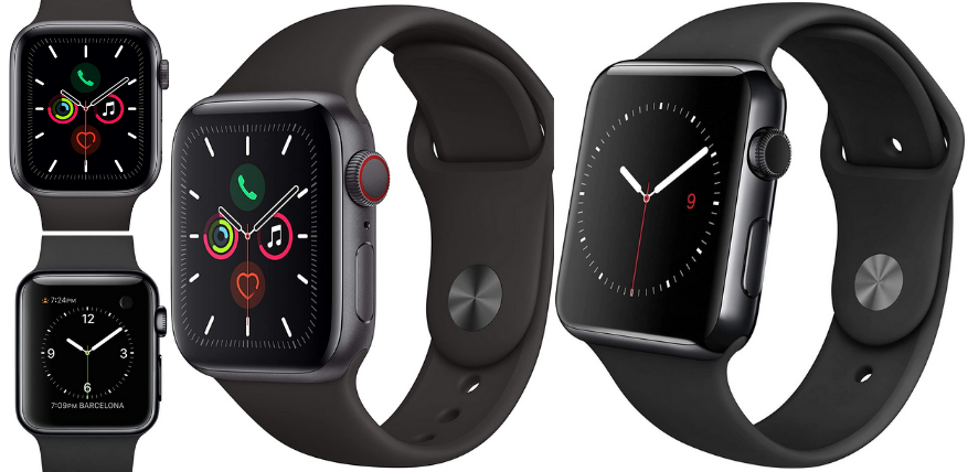 apple watch series 1 vs 5