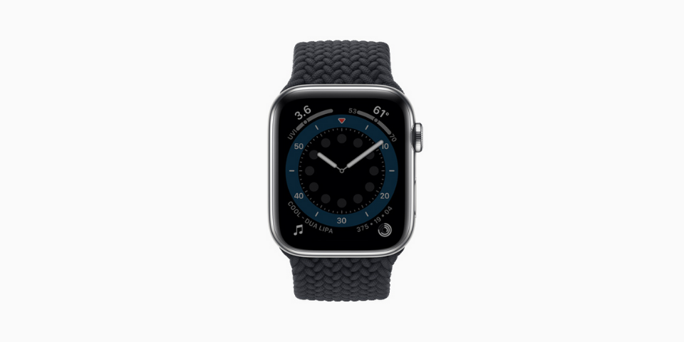 Apple Watch Series 6 vs 5 Specs and Build