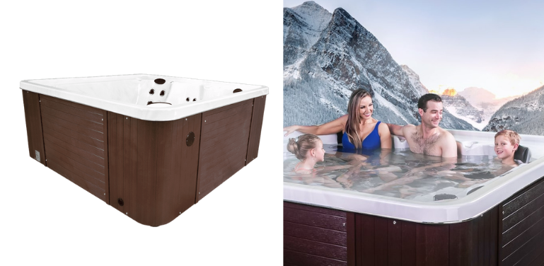 Best Hot Tub for Cold Climates