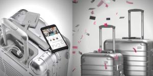 arlo skye vs away travel aluminum carry-on