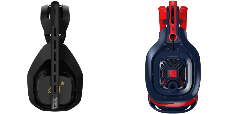 ASTRO A50 vs A40 Audio Performance