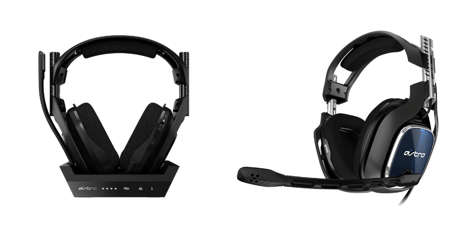 ASTRO A50 vs A40 Main Differences